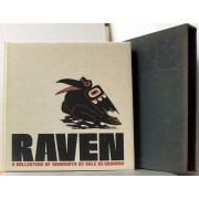 RAVEN: A BOOK OF WOODCUTS. One of 1,259 Signed, Numbered Copies.
