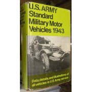 STANDARD MILITARY MOTOR VEHICLES 1943.
