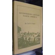 SEVENTEENTH CENTURY NORTH AMERICA