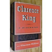 CLARENCE KING. A BIOGRAPHY.