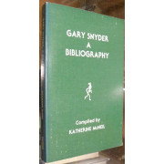 GARY SNYDER, A BIBLIOGRAPHY