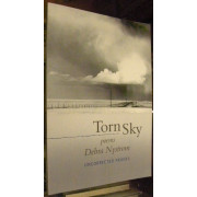 TORN SKY, POEMS. Uncorrected proofs.