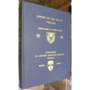 REPORT ON THE WAR IN VIETNAM (AS OF JUNE 1968).