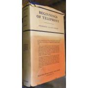 BEGINNINGS OF TELEPHONY