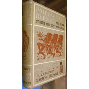 PALEFACE AND REDSKIN And Other Stories for Boys and Girls