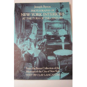 PHOTOGRAPHS OF NEW YORK INTERIORS AT THE TURN OF THE CENTURY. Text by Clay Lancaster