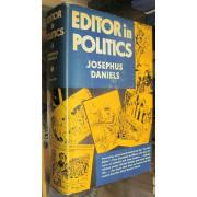 EDITOR IN POLITICS.