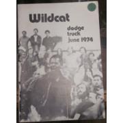 WILDCAT. Dodge Truck, JUNE 1974.