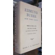 EDMUND BURKE, NEW YORK AGENT.