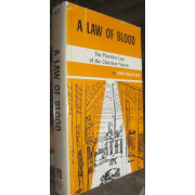 A LAW OF BLOOD. THE PRIMITIVE LAW OF THE CHEROKEE NATION