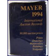 MAYER 1994 International Auction Records.