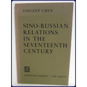 SINO-RUSSIAN RELATIONS IN THE SEVENTEENTH CENTURY.
