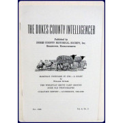 MARTHA'S VINEYARD IN 1792 -- A DIARY. In  DUKES COUNTY INTELLIGENCER,, Novemebr 1966 and May, 1967. Voll 8:#2 and 4.