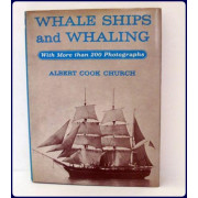 WHALE SHIPS AND WHALING.
