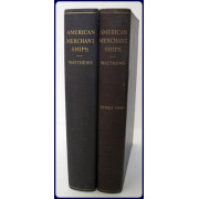 AMERICAN MERCHANT SHIPS 1850-1900; AMERICAN MERCHANT SHIPS 1850-1900. SERIES TWO.