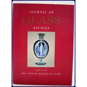 JOURNAL OF GLASS STUDIES. Vol. 24.