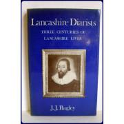 LANCASHIRE DIARISTS. THREE CENTURIES OF LANCASHIRE LIVES.