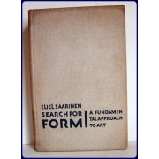 SEARCH FOR FORM. A FUNDAMENTAL APPROACH TO ART.