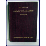 THE CLERGY IN AMERICAN LIFE AND LETTERS.