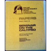 SEMINAR ON THE CALYPSO. Papers. Volume 1: Papers 1-16