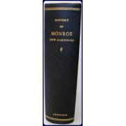 THE HISTORY OF MONROE, NEW HAMSPSHIRE, 1761-1954.