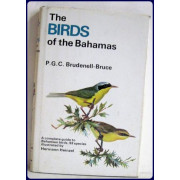 THE BIRDS OF THE BAHAMAS. New Providence and the Bahamas Islands. Illus. By Hermann Heinzel.