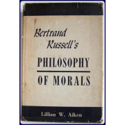BERTRAND RUSSELL'S PHILOSOPHY OF MORALS.