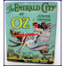 THE EMERALD CITY OF OZ. JUNIOR EDITION. Abridged edition.