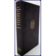 AUTOBIOGRAPHY OF AN ENGLISH SOLDIER IN THE UNITED STATES ARMY. Edited by William H. Goetzmann.