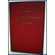 JOURNAL OF THE CONSTITUTIONAL CONVENTION OF SOUTH CAROLINA, May 10, 1790-June 3, 1790.
