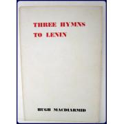 THREE HYMNS TO LENIN.