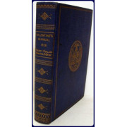 VALENTINE'S MANUAL OF OLD NEW YORK 1926