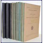 METROPOLITAN DISTRICT COMMISSION. ANNUAL REPORT. 1920-1934.