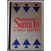 OPERATIONS SANTA FE.  Atchison, Topeka & Santa Fe Railway System. Edited by Edwin Corle. Drawings by P. G. Napolitano.
