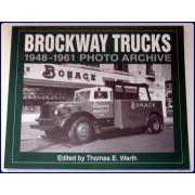 BROCKWAY TRUCKS. 1948-1961 PHOTO ARCHIVE.