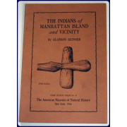 THE INDIANS OF MANHATTAN ISLAND AND VICINITY.