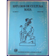 ESTUDIOS DE CULTURA MAYA.  Vol. XI (11)