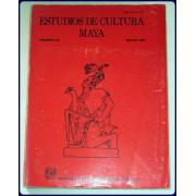 ESTUDIOS DE CULTURA MAYA. Vol. XVI (16).