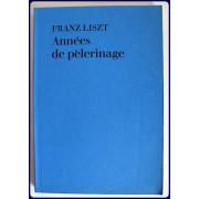 ANNEES DE PELERINAGE.