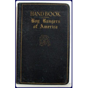OFFICIAL HANDBOOK: BOY RANGERS OF AMERICA