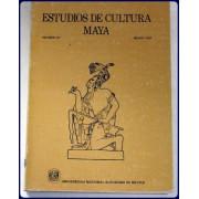 ESTUDIOS DE CULTURA MAYA. Vol. XIV. (14).