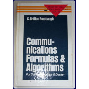 COMMUNICATIONS FORMULAS & ALGORITHMS FOR SYSTEMS ANALYSIS & DESIGN.