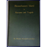 BLENNERHASSETT ISLAND IN ROMANCE AND TRAGEDY.