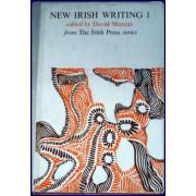 NEW IRISH WRITING I. An Anthology from THE IRISH PRESS series.