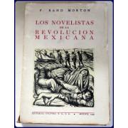 LOS NOVELISTAS DE LA REVOLUCION MEXICANA.