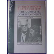 CHARLES OLSON & ROBERT CREELEY: THE COMPLETE CORRESPONDENCE. Volume 8.
