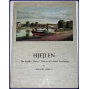 """HJEJLEN. """"The Golden Plover"""". Denmark's oldest Steamship."""