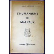 L'HUMANISME DE MALRAUX.