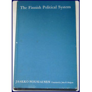 THE FINNISH POLITICAL SYSTEM. Trans. by John H. Hodgson.
