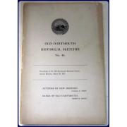OLD DARTMOUTH HISTORICAL SKETCHES, NO 46.